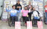 Giro d'Italia Handbike: Active Team La Leonessa conquista quattro maglie